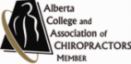 Alberta College and Association of CHIROPRACTORS MEMBER